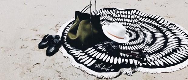 Что взять с собой на пляж